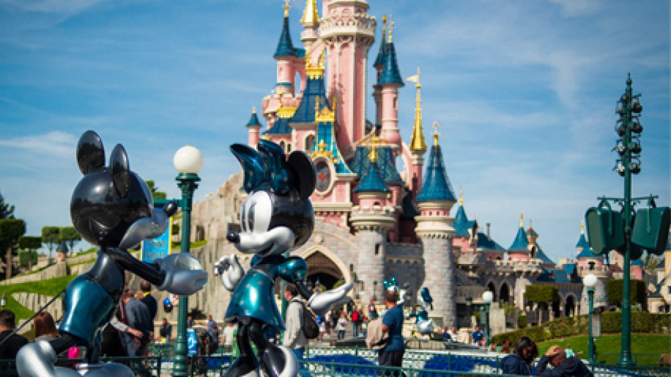 Disneyland Paris excursion photo