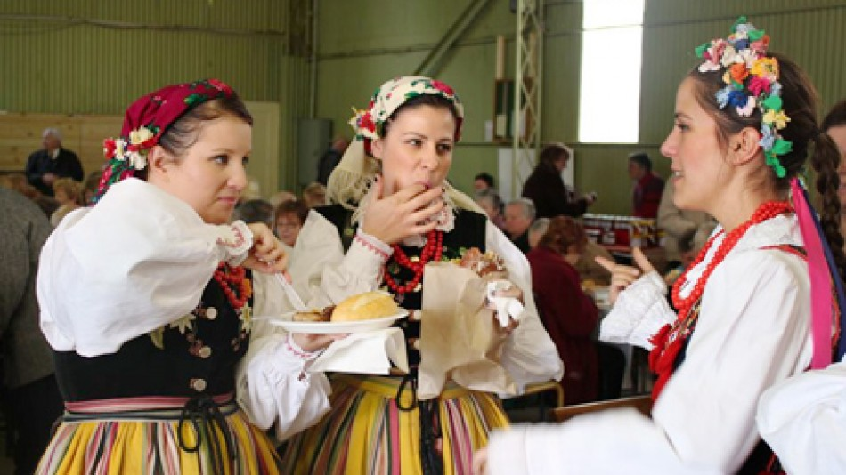 Polish folklore evening