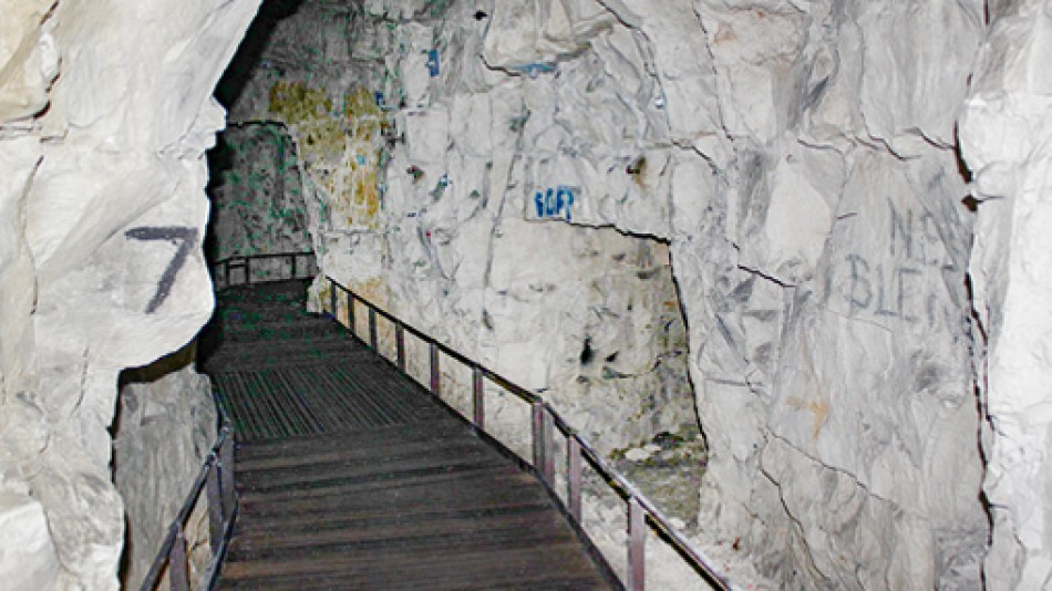 Wellington Quarry