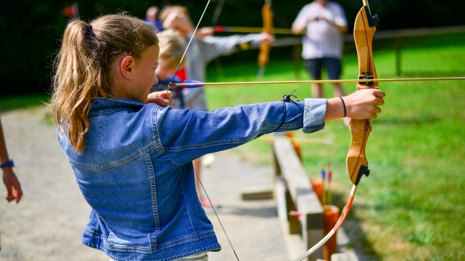 archery on school trips case study