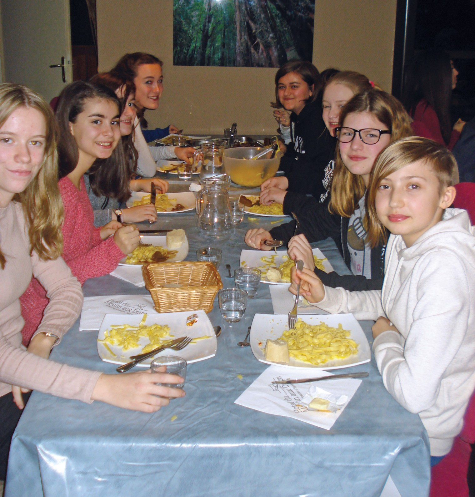Language School Trip To France