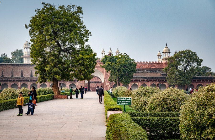 Agra Fort India 2
