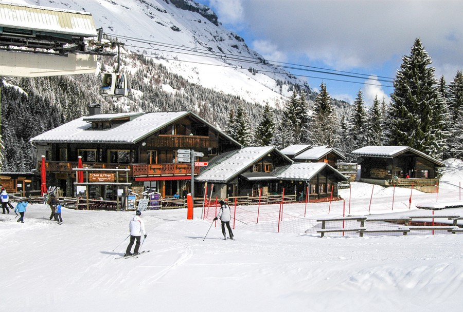 France Les Contamines resort